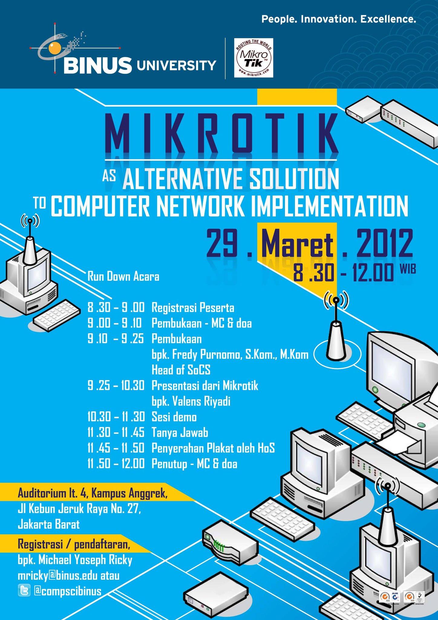 Seminar Mikrotik