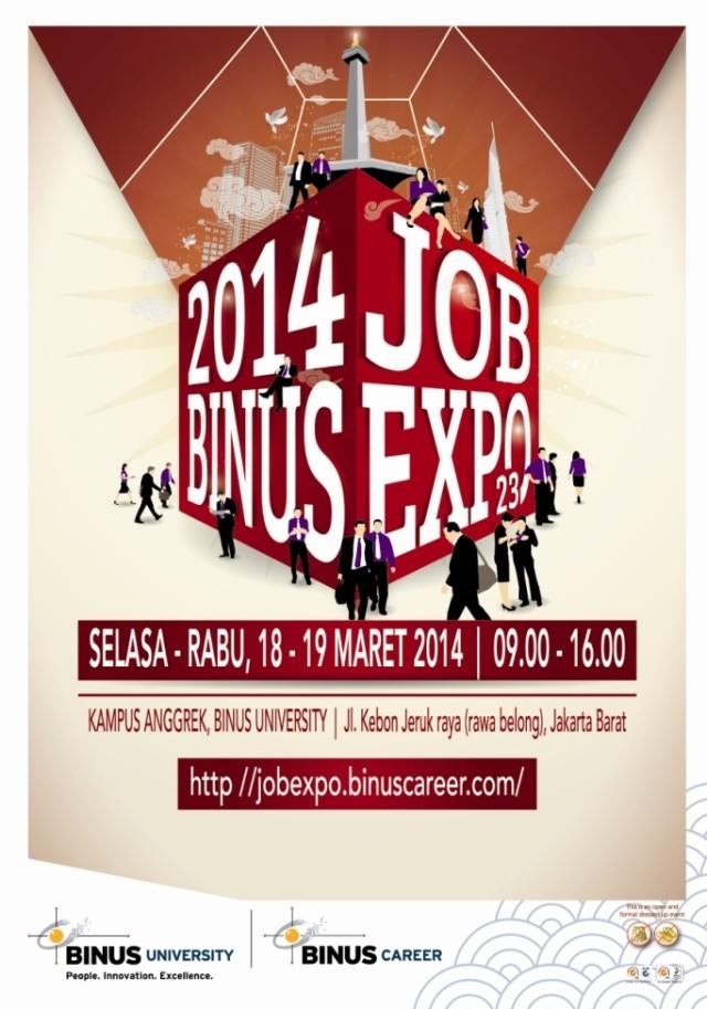 notes job expo