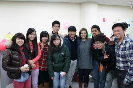 International Student Lounge (ISL) farewell party
