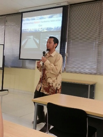 pembicara CSK tahun ini Dr.Eng. Wisnu Jatmiko, S.T., M.Kom.