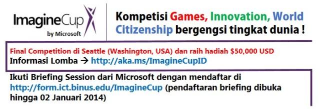 ImagineCup Logo (BiMay)