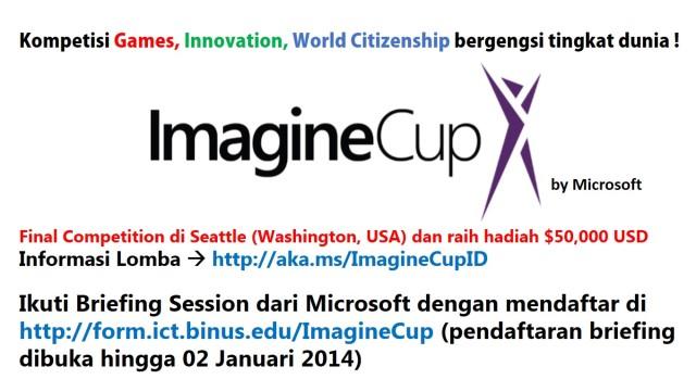 ImagineCup Logo (TVWall)