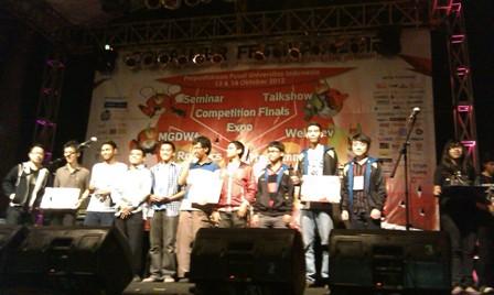 Compfest 2012