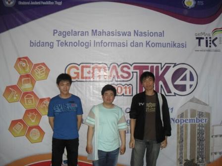Gemastik 2011, Surabaya
