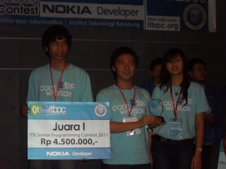 Final ITB-PC 2011