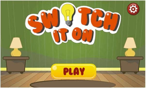 switch it on