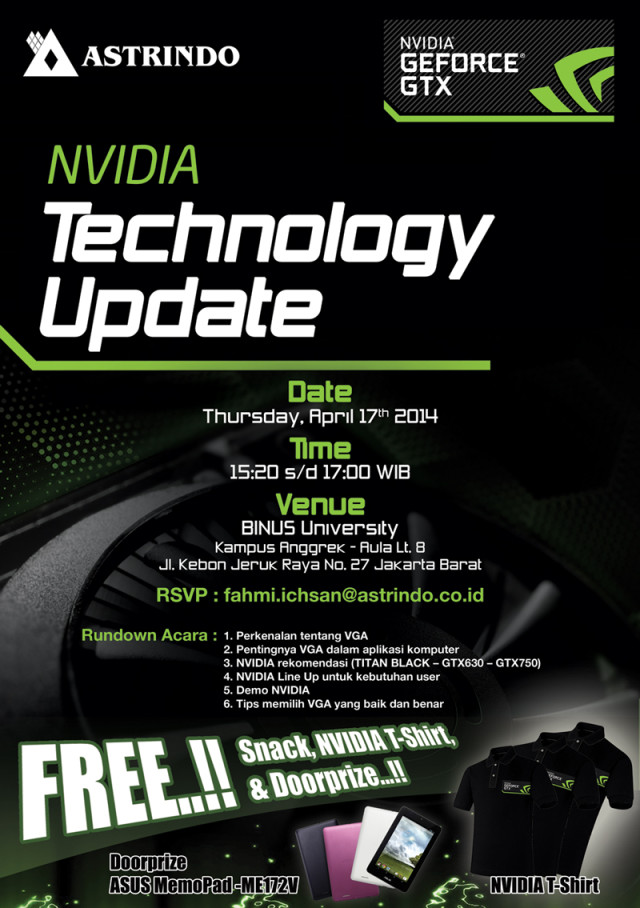 Banner Poster-Technology-Update-A3