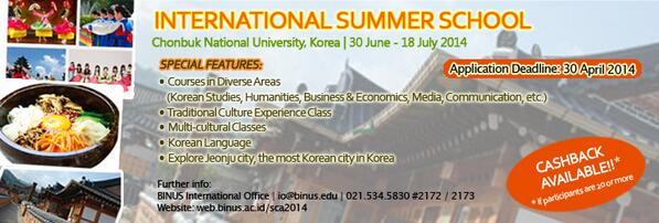 summer school korea