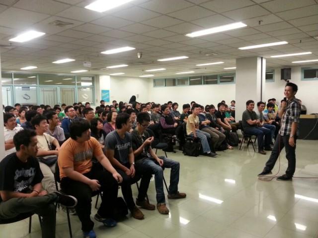 Seminar Professional Environment and Alumni Sharing