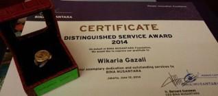 2014-06-12_Sertifikat Distinguished Service Award 2014