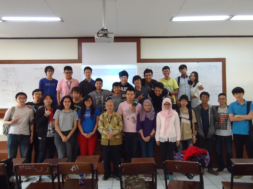 Foto Kuliah Kalkulus I terakhir kelas 02PCT(pertemuan 25-26) Senin, 09-06-2014