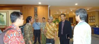 Site Visit Hibah Kompetensi Nasional 2014-2
