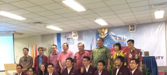 Inaugurasi FDP Angkatan 1