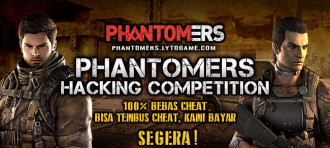 Phantomers Hacking Competition