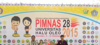 Partisipasi Mahasiswa School of Computer Science BINUS pada PIMNAS KE-28 tahun 2015 di Kendari, 5-9 Oktober 2015