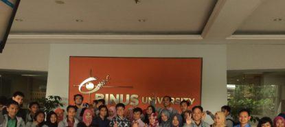 Mahasiswa BINUS University di Final Kompetisi Hacker Nasional, Cyber Jawara 2016