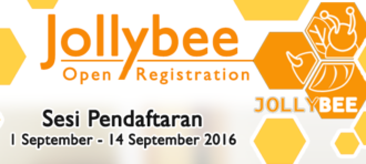 Jollybee Open Registration