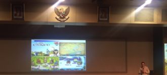 Visitasi Akreditasi Prodi Statistika, SoCS, BINUS University, Jakarta 30 November 2015
