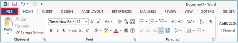 Programming in Microsoft Word (Part 1)