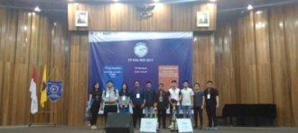 Mahasiswa School of Computer Science BINUS University Memenangkan Kompetisi FIT Competition 2017