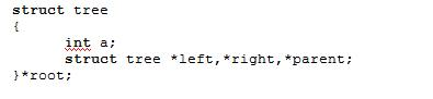 Implementasi Insert Pada Binary Search Tree dengan Single dan Double Pointer