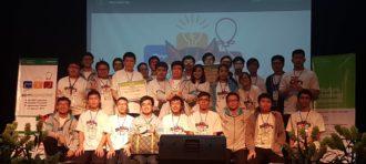 Keikutsertaan Jollybee Pada Perlombaan Vocomfest 2017