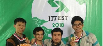Tim Svalinn Jollybee Menjadi Juara 1 pada Kompetisi Ideafuse 2017