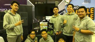 Final Hackathon in Binus Tech