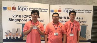 Jollybee Meraih Juara I Pada ITFEST 2018 – Competitive Programming