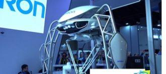 Bermain Ping-Pong dengan Robot AI