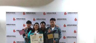 Tim Petir Juarai Jakarta Hacking Competition 2018