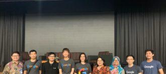 Google Berkunjung Ke BINUS University