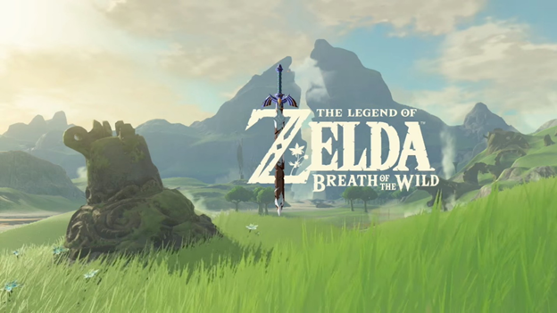 User Experience Of Game The Legend Of Zelda Breath Of The Wild