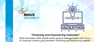 HACKATHON 2020 : Fostering and Empowering Indonesia